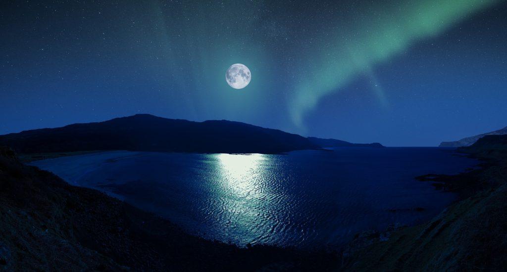 Aquarius Full Moon OCCULT INFORMATION - ANARKEDEN